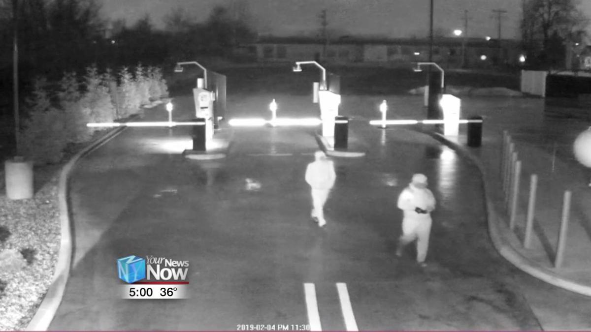 Bruster's Car Wash robbed at two different locations