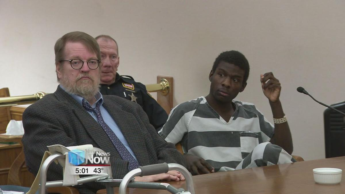 Avery Ward sentenced to life in prison without parole for rape of a minor